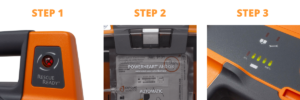 How to check your AED is working - Powerheart G3 AED