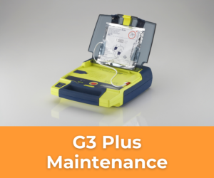 How to check your AED is working - Powerheart G3 Plus AED